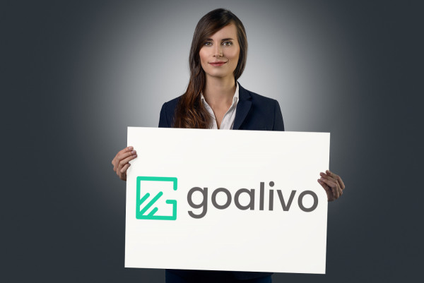 Sample branding #2 for Goalivo