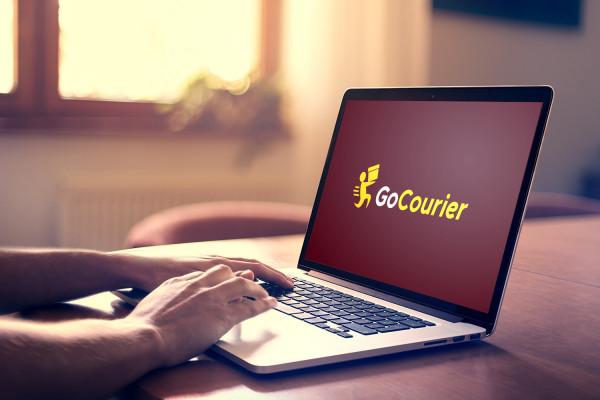 Sample branding #2 for Gocourier