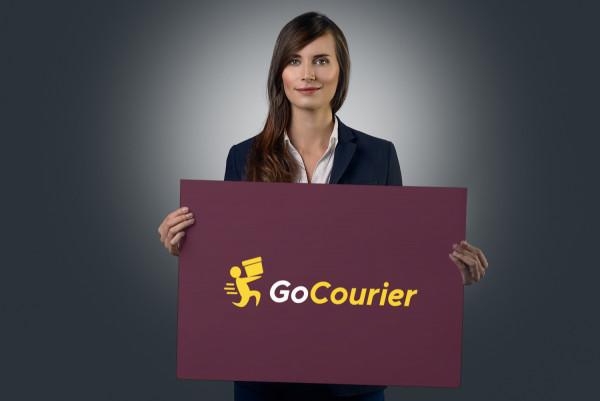 Sample branding #3 for Gocourier