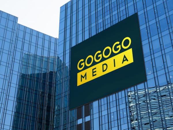 Sample branding #1 for Gogogomedia