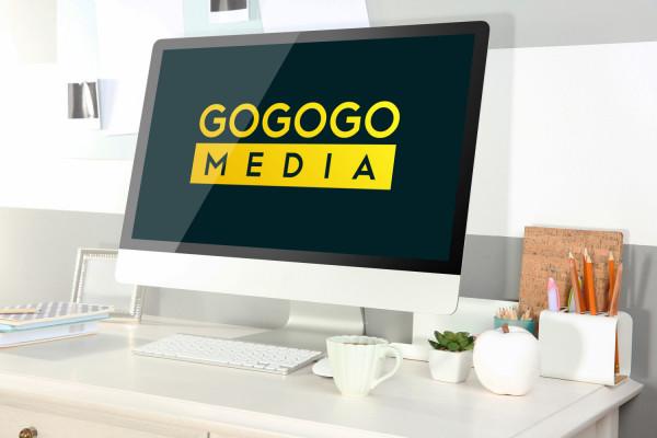 Sample branding #3 for Gogogomedia