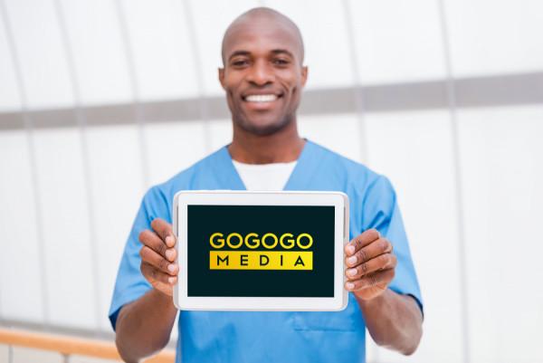 Sample branding #2 for Gogogomedia