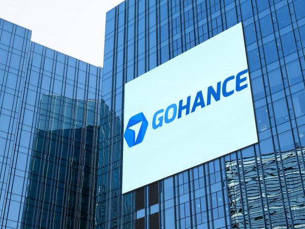 Sample branding #3 for Gohance