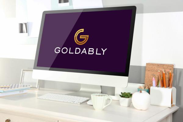 Sample branding #3 for Goldably