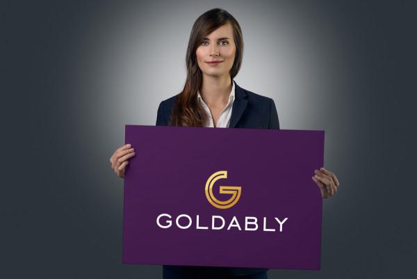 Sample branding #2 for Goldably