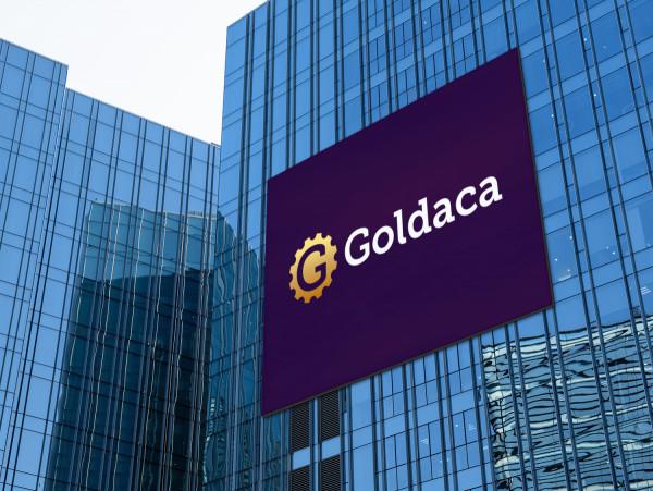 Sample branding #1 for Goldaca