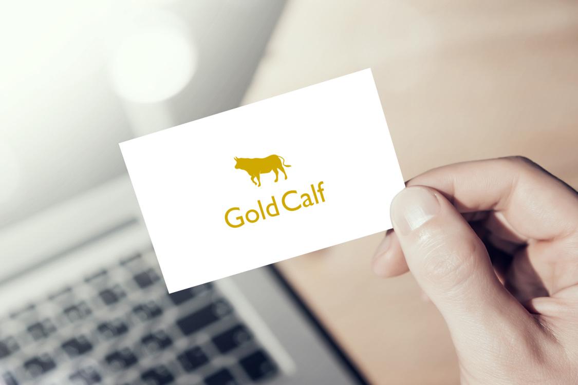 Sample branding #1 for Goldcalf