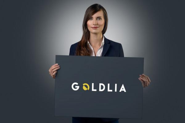 Sample branding #2 for Goldlia