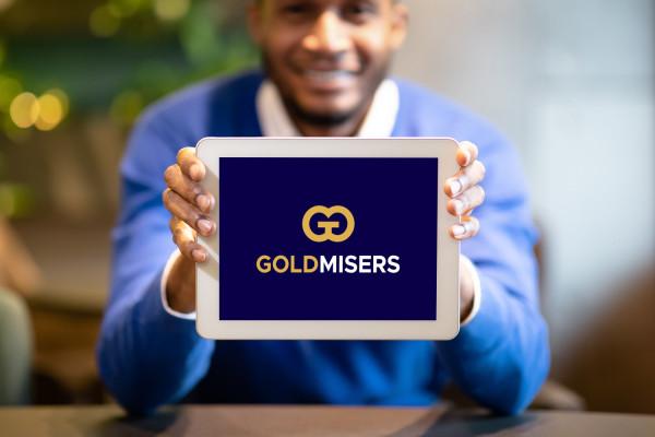 Sample branding #3 for Goldmisers