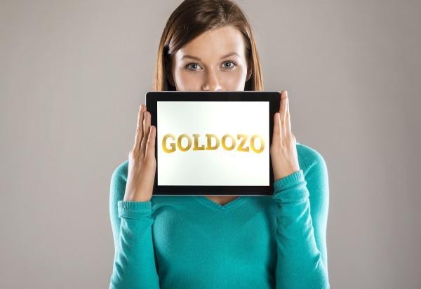 Sample branding #1 for Goldozo