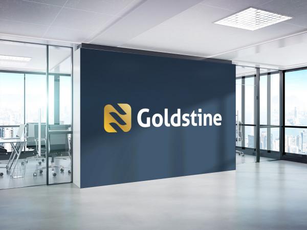 Sample branding #1 for Goldstine