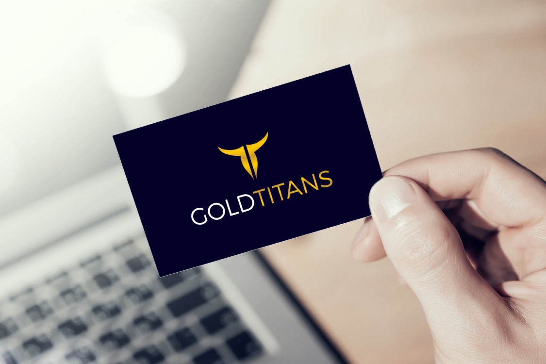 Sample branding #2 for Goldtitans