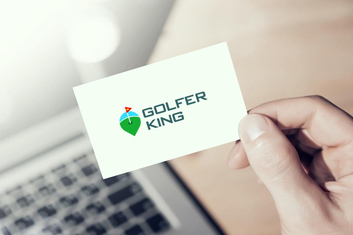 Sample branding #2 for Golferking