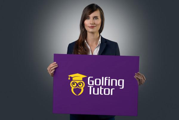 Sample branding #2 for Golfingtutor