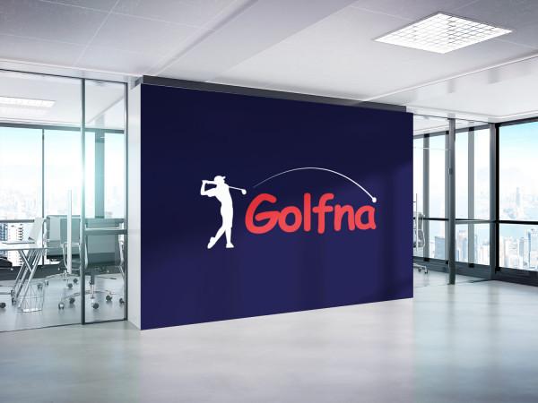 Sample branding #1 for Golfna