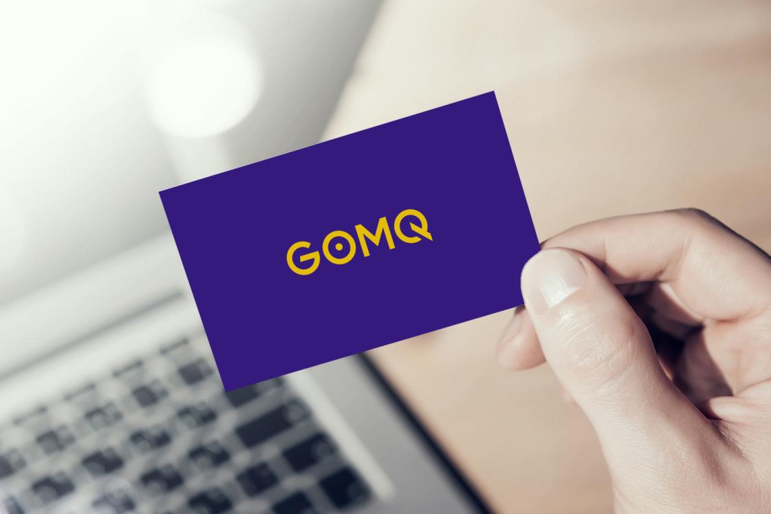Sample branding #3 for Gomq