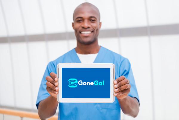 Sample branding #2 for Gonegal