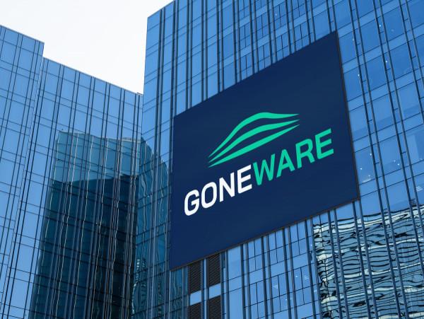 Sample branding #2 for Goneware