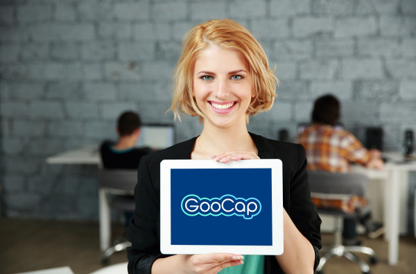 Sample branding #2 for Goocap