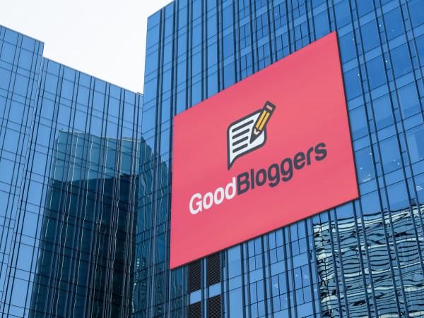 Sample branding #3 for Goodbloggers