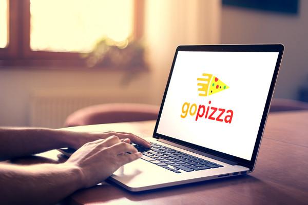 Sample branding #2 for Gopizza