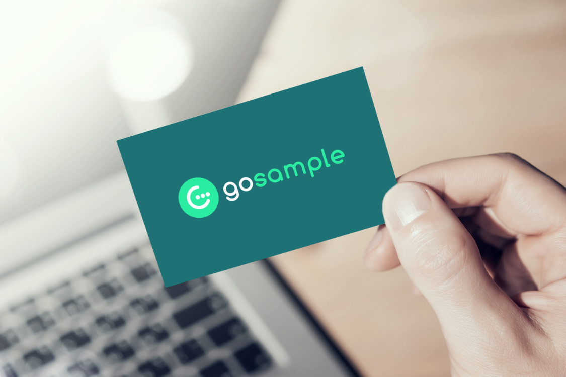 Sample branding #1 for Gosample