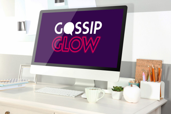 Sample branding #3 for Gossipglow
