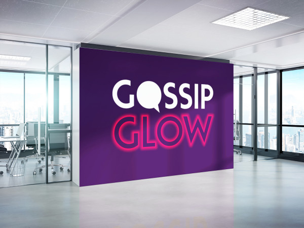 Sample branding #2 for Gossipglow