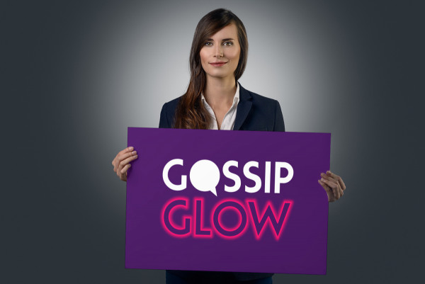 Sample branding #1 for Gossipglow