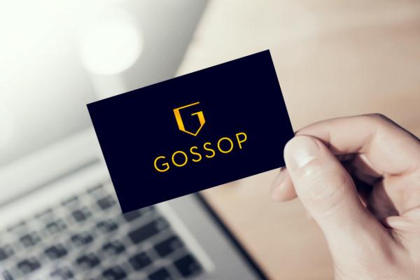 Sample branding #3 for Gossop