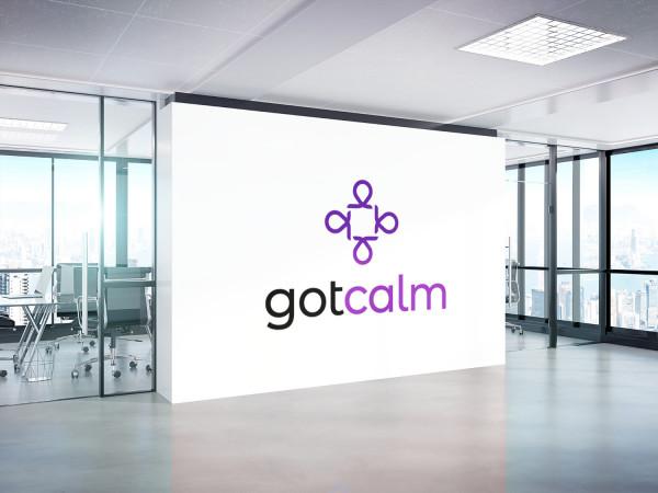 Sample branding #2 for Gotcalm