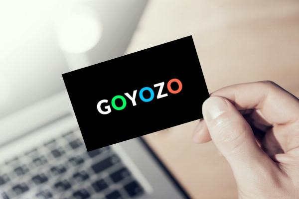 Sample branding #1 for Goyozo