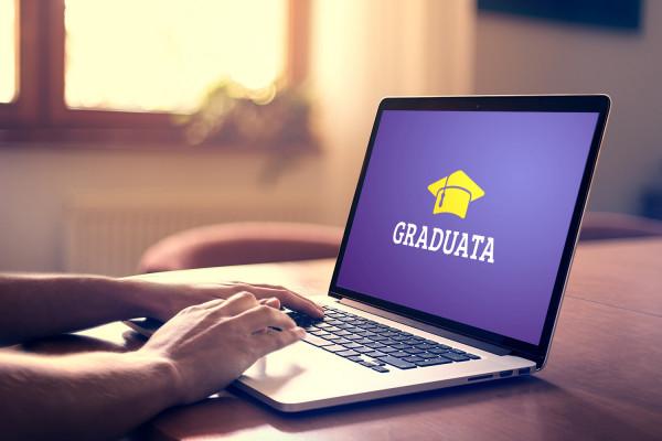Sample branding #1 for Graduata