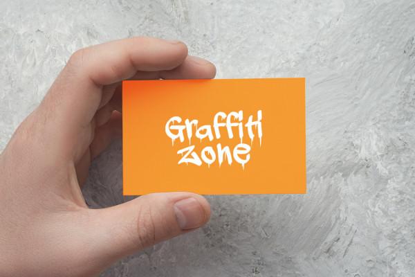 Sample branding #2 for Graffitizone