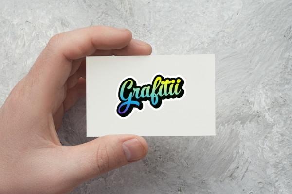 Sample branding #3 for Grafitii