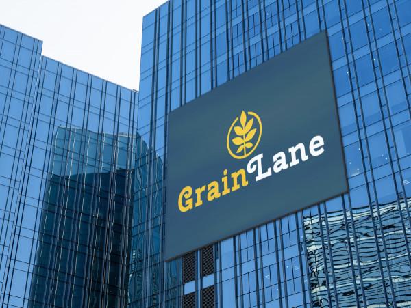 Sample branding #1 for Grainlane