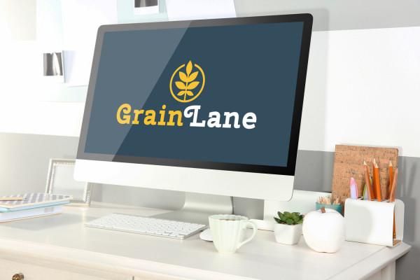 Sample branding #3 for Grainlane