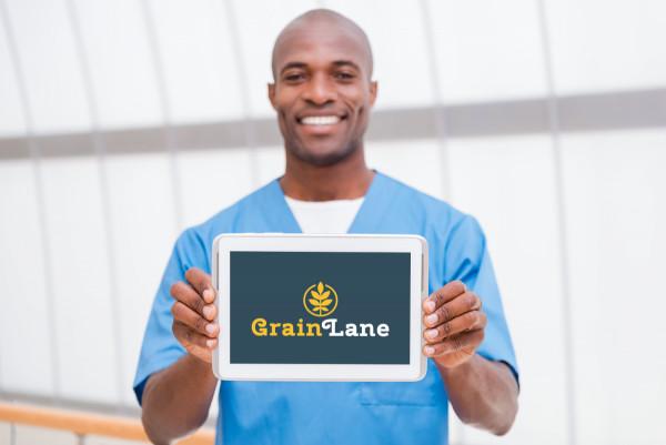 Sample branding #2 for Grainlane