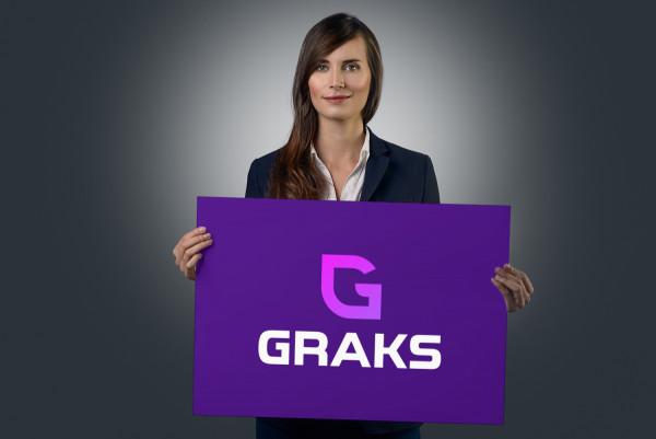 Sample branding #2 for Graks