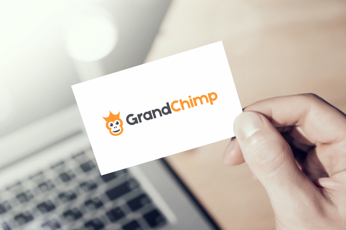 Sample branding #2 for Grandchimp