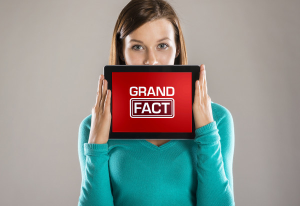 Sample branding #2 for Grandfact