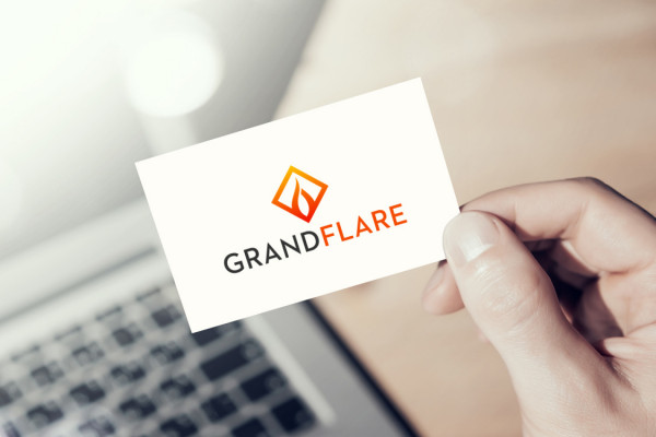 Sample branding #3 for Grandflare