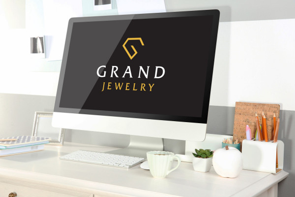 Sample branding #2 for Grandjewelry