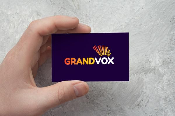 Sample branding #3 for Grandvox