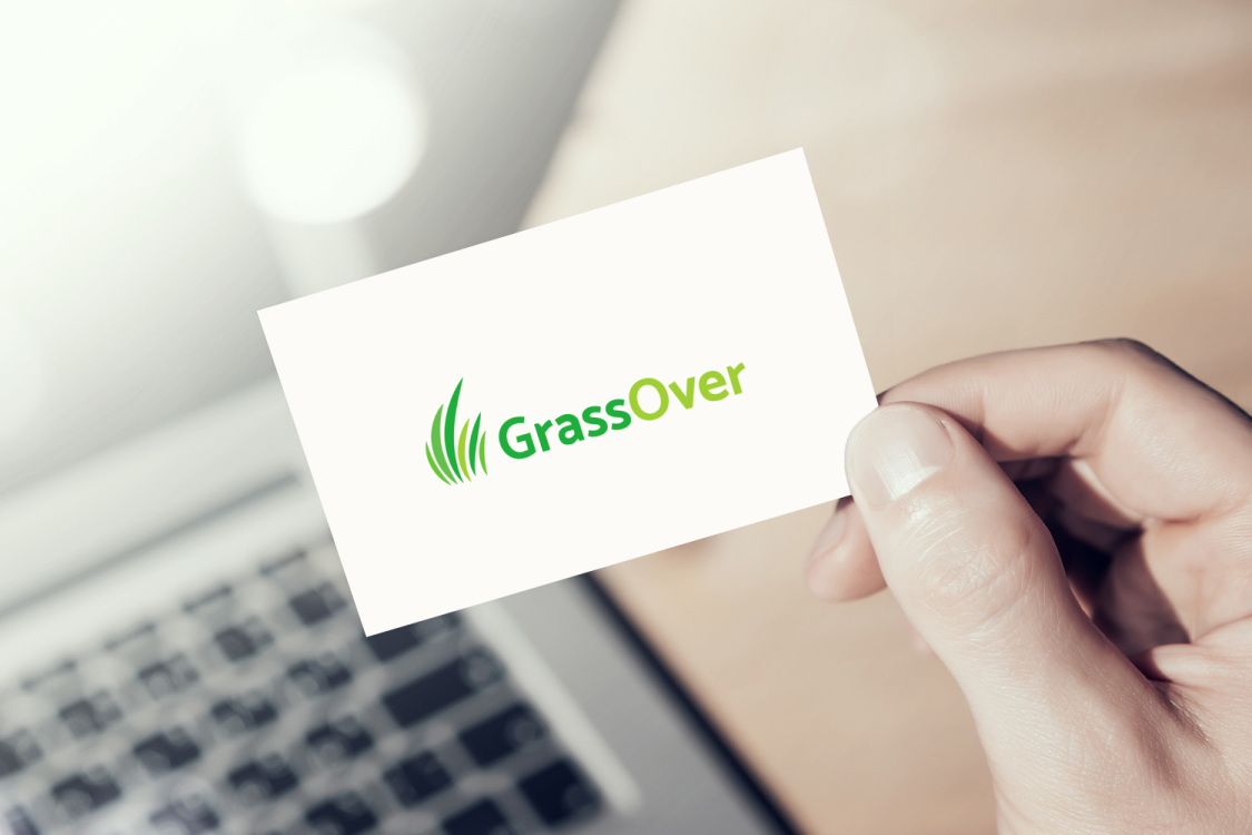 Sample branding #3 for Grassover