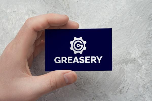 Sample branding #1 for Greasery