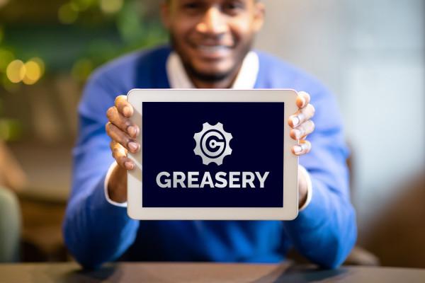 Sample branding #2 for Greasery