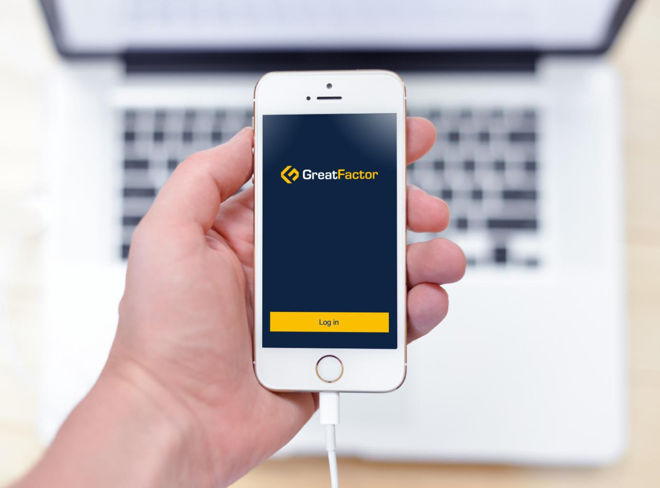 Sample branding #2 for Greatfactor