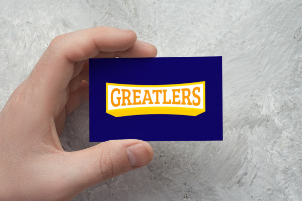Sample branding #2 for Greatlers