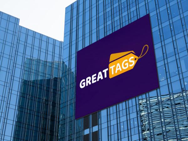 Sample branding #3 for Greattags